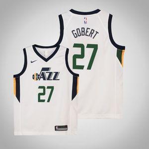 Youth Utah Jazz Rudy Gobert Jersey